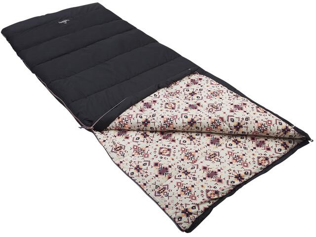 Nomad Brisbane Premium Sleeping Bag Women Damen phantom print